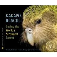 Kakapo Rescue by Montgomery, Sy, 9780618494170