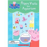 Peppa Visits the Aquarium (Peppa Pig) by Rusu, Meredith, 9781338054170