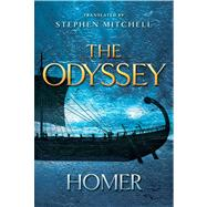 The Odyssey (The Stephen Mitchell Translation) by Mitchell, Stephen; Homer, 9781451674170