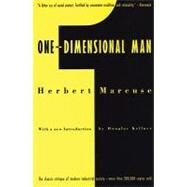 One-Dimensional Man by Marcuse, Herbert, 9780807014172