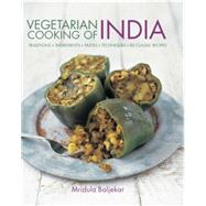 Vegetarian Cooking of India by Baljekar, Mridula; Whitaker, Jon, 9781780194172
