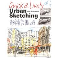 Quick & Lively Urban Sketching by Meier-Pauken, Klaus, 9781782214175