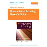 Dental Assisting Online for Modern Dental Assisting, User Guide and Access Code by Bird, Doni L., 9780323244176