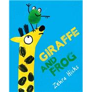 Giraffe and Frog by Hicks, Zehra, 9781509814176