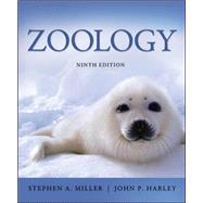 Zoology by Miller, Stephen; Harley, John, 9780073524177
