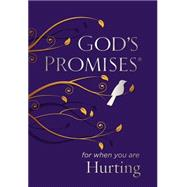 God's Promises for When You Are Hurting by Countryman, Jack, 9780718034177