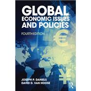 Global Economic Issues and Policies by Daniels; Joseph P., 9781138244177