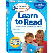 Hooked on Phonics Learn to Read Level 8 Second Grade Ages 7-8 by Maier, Jonathan; Artin, Michael; Ginns, Russell; Crimi, Carolyn; Rivas, Victor, 9781940384177