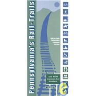 Pennsylvania's Rail-Trails by Sexton, Tom, 9780925794178