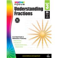 Understanding Fractions, Grade 3 by Spectrum, 9781483824178