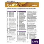 CPT 2017 Express Reference Coding Card Pediatrics by American Medical Association, 9781622024179
