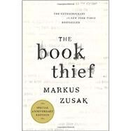 The Book Thief (Anniversary Edition) by ZUSAK, MARKUS, 9781101934180