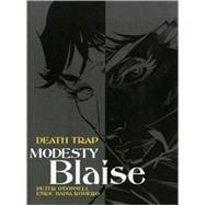 Modesty Blaise: Death Trap by O'DONNELL, PETERROMERO, ENRIC BADIA, 9781845764180