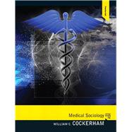 Medical Sociology by COCKERHAM, 9780205054183