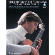 The Christopher Parkening Guitar Method by Parkening, Christopher, 9781423434184