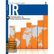 IR, 2016 Edition (with CourseMate Printed Access Card) by Scott; Carter; Drury, 9781305094185