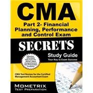 CMA Part 2 - Financial Decision Making Exam Secrets Study Guide : CMA Test Review for the Certified Management Accountant Exam by Cma Exam Secrets, 9781609714185