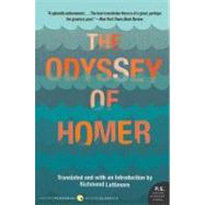 The Odyssey of Homer by Lattimore, Richmond, 9780061244186