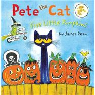 Five Little Pumpkins by Dean, James, 9780062304186