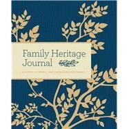 Family Heritage Journal by Katz, Anna, 9781681884189