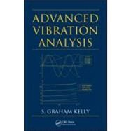 Advanced Vibration Analysis 9780849334191U