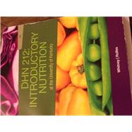 INTRO TO NUTRITION NFS 212, 13th Edition by Whitney/Rolfes, 9781285904191