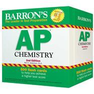 Barron's AP Chemistry by Jespersen, Neil D., Ph.d., 9781438074191