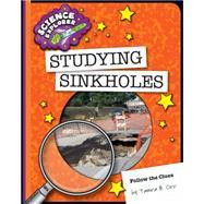 Studying Sinkholes by Orr, Tamra B., 9781633624191