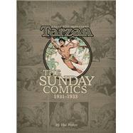 Edgar Rice Burroughs' Tarzan: The Sunday Comics 1933-1935 by Carlin, George A.; Garden, Don; Foster, Hal; Kane, Brian M., 9781616554194