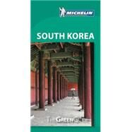 Michelin Green Guide South Korea by Joinau, Benjamin; Chabanol, Elisabeth; Nass, Alain; Beaudouin, Patrick; Pataud-Celerier, Philippe, 9782067204195