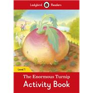 The Enormous Turnip Activity Book by Ladybird, 9780241254196