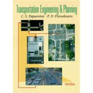 Transportation Engineering and Planning by Papacostas, C.S.; Prevedouros, P.D., 9780130814197
