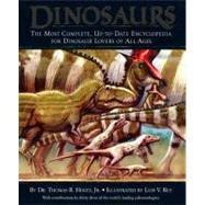 Dinosaurs by HOLTZ, THOMAS R. JR DRREY, LUIS V., 9780375824197