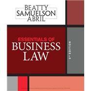 Essentials of Business Law by Beatty, Jeffrey F.; Samuelson, Susan S.; Sanchez Abril, Patricia, 9781337404198