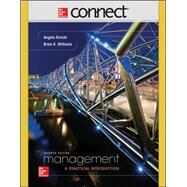 Connect 1 Semester Access Card for Management by Kinicki, Angelo; Williams, Brian, 9781259304200