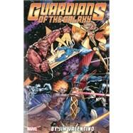 Guardians of the Galaxy by Jim Valentino Volume 1 by Valentino, Jim; Defalco, Tom; Kaminski, Len; Marz, Ron; Milgrom, Al, 9780785184201