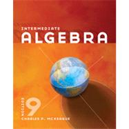 Intermediate Algebra by McKeague, Charles P., 9780840064202