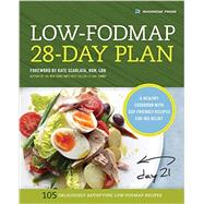 Low-Fodmap 28-Day Plan by Rockridge Press, 9781623154202