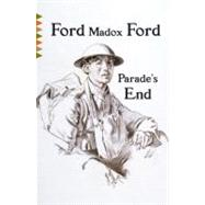Parade's End by Ford, Ford Madox, 9780307744203