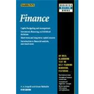Finance by Groppelli, A. A., 9780764134203