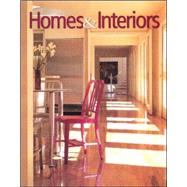 Homes & Interiors, Student Edition by Unknown, 9780078744204