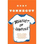 Breakfast of Champions by VONNEGUT, KURT, 9780385334204