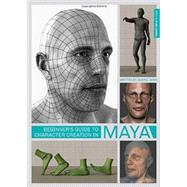 Beginner's Guide to Character Creation in Maya by Amin, Jahirul, 9781909414204