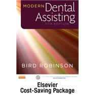 Modern Dental Assisting by Bird, Doni L.; Robinson, Debbie S., 9780323244206