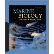 Marine Biology by Castro, Peter; Huber, Michael, 9780073524207