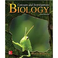 Biology: Concepts and Investigations by Hoefnagels, Mariëlle, 9780078024207
