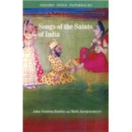 Songs of the Saints of India 9780195694208N