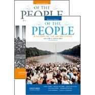 Of the People Concise Volumes One and Two by Oakes, 9780190214210