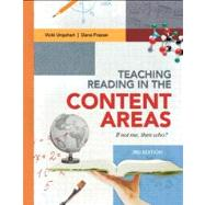 Teaching Reading in the Content Areas by Urquhart, Vicki; Frazee, Dana, 9781416614210