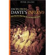 Faces from Dante's Inferno by Celano, Peter; Dore, Gustave, 9781612614212